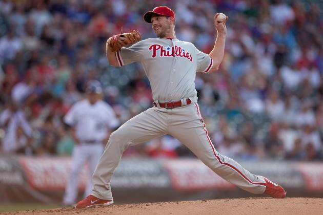 MLB Trade Rumors: Cliff Lee Would Make Texas Rangers Dangerous in Postseason