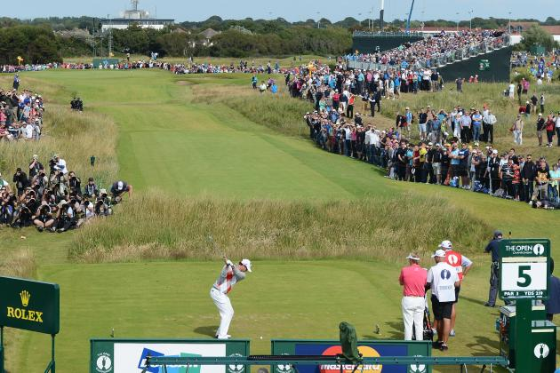 British Open Live Streaming 2012: Complete Online Info for Round 4