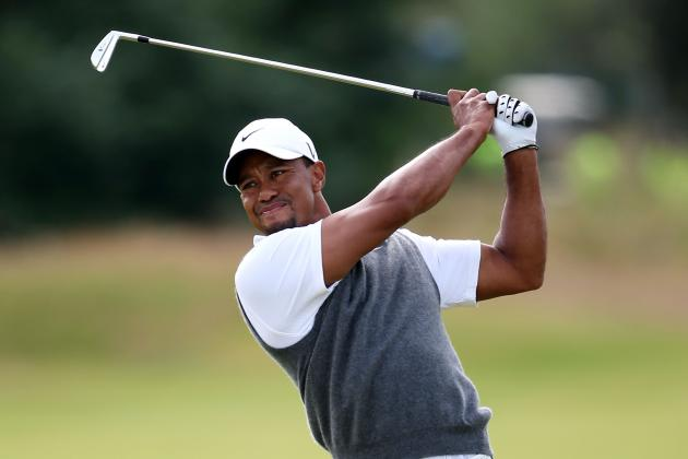 British Open 2012: 5 Golfers Poised to Make Noise on Final Day