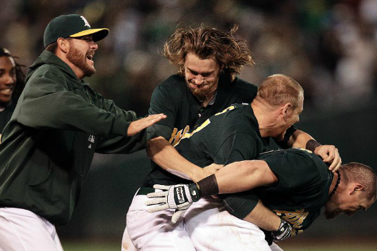 Oakland Athletics: A's Fans Who Show Up Get a Great Show