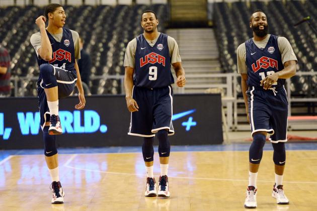 USA vs Argentina: Matchups to Watch for in Olympic Exhibition Game