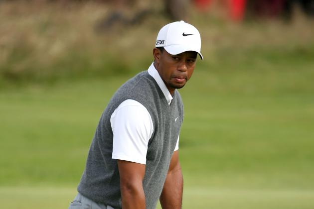 Tiger Woods: Solid Effort Will Ultimately Be Spoiled at British Open