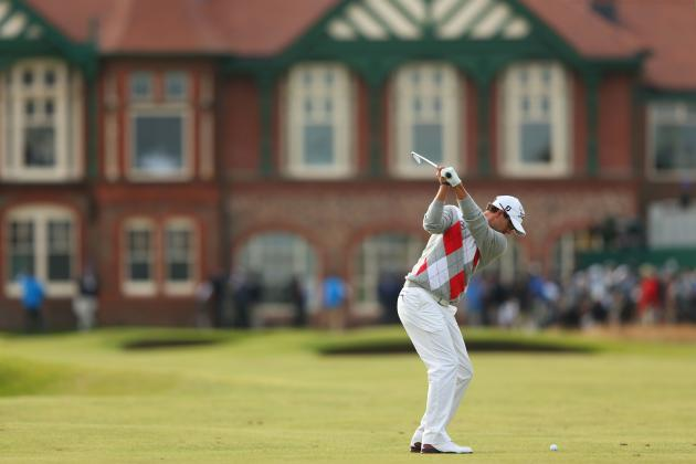 British Open TV Schedule 2012: When and Where to Watch Day 4 Action