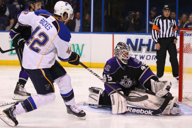 Los Angeles Kings: Still Talking Jonathan Bernier Deal to Columbus Blue Jackets