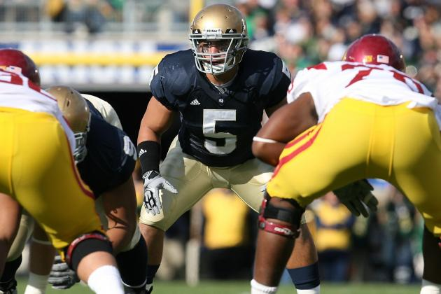 Notre Dame Football: Is Manti Te'o One of the Top 25 Irish Players of All Time?