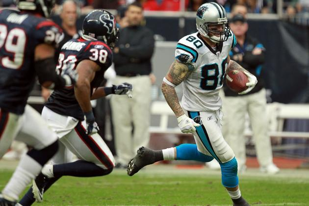 Jeremy Shockey: Why the Free Agent TE Is Perfect for the Oakland Raiders