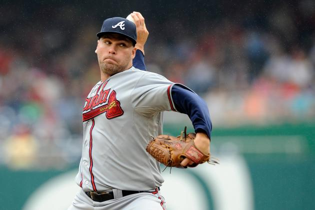 Ben Sheets Shows Veteran Fortitude in Braves' Win over Nationals