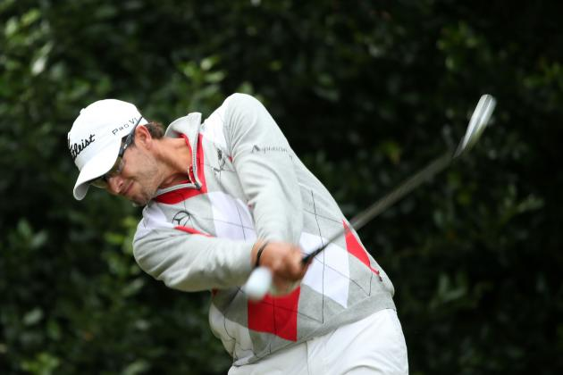 British Open 2012 Leaderboard: Adam Scott in Perfect Position to Win at the Open