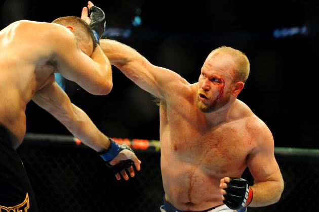 UFC 149 Fight Card: Questions We Have About Tim Boetsch