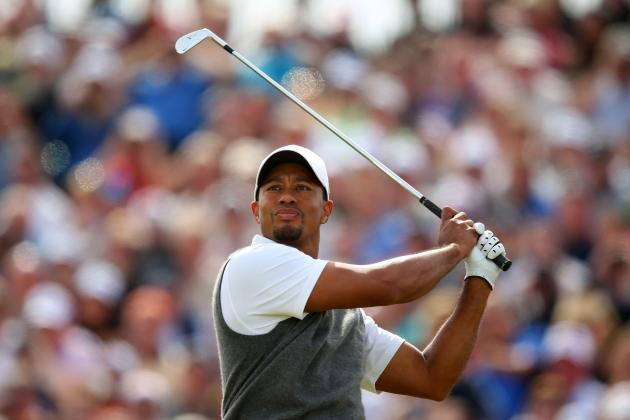 British Open 2012 Tee Times: Guide to Final Start Times for Top Stars