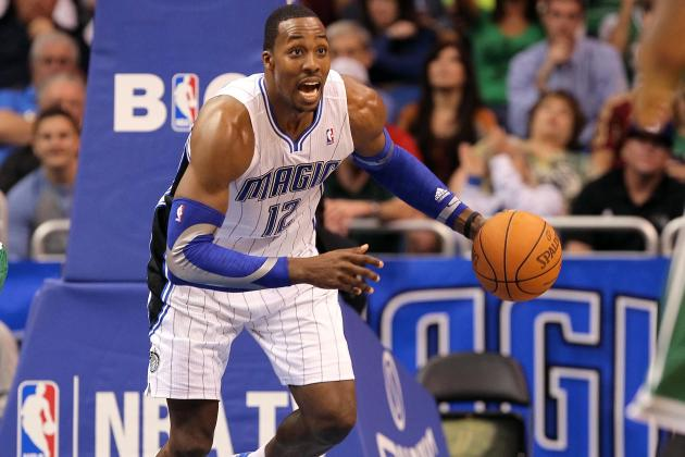 Dwight Howard Rumors: Magic Reportedly Want to Trade D12 by Early August
