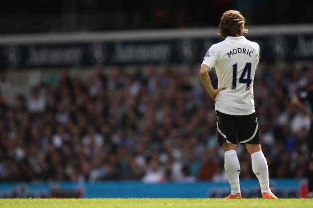 Tottenham Hotspur Transfer News: Spurs Fine Modric for Refusing to Train