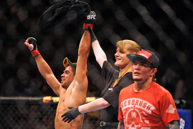 Faber vs. Barao: Win for Pegado Would Be Passing of the Torch in UFC