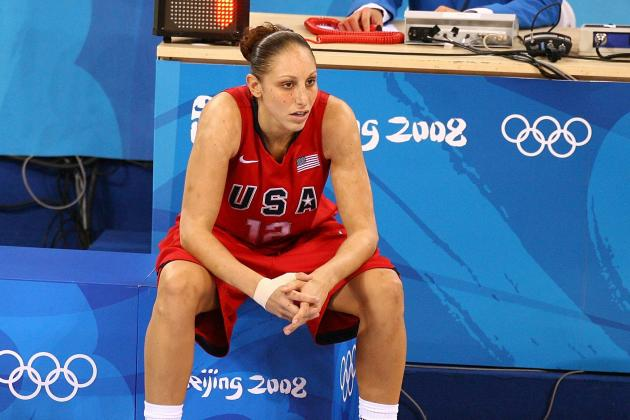U.S. Women's Olympic Basketball: Diana Taurasi Says 'What About Us?'