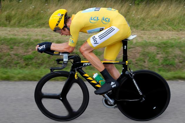 Tour De France 2012 Standings: Assessing the Leaderboard Heading into Stage 20