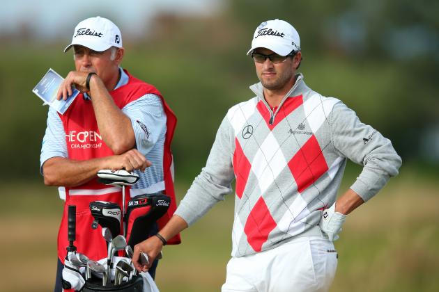 British Open Leaderboard 2012: Surprise Contenders Heading into Final Round