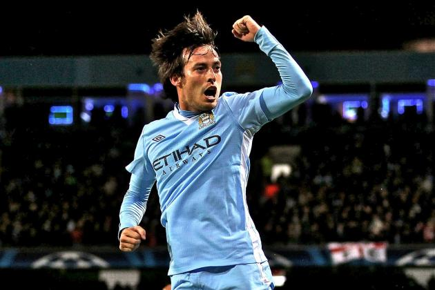 David Silva Will Reportedly Sign Huge Contract Extension with Manchester City