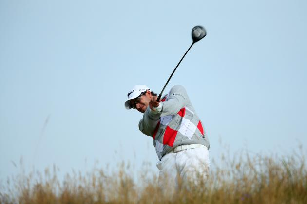 British Open 2012 Tee Times: Notable Start Times for Top Contenders