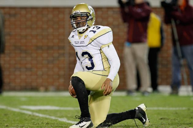 2012 Georgia Tech Yellow Jackets Football: Predictions and Odds to Win ACC