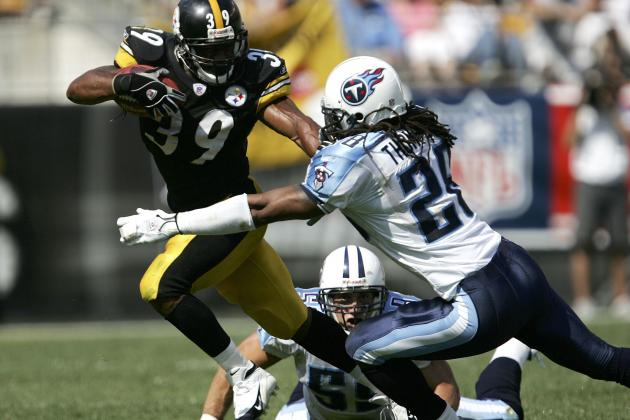 Pittsburgh's Forgotten Classics: Titans vs. Steelers, 2005