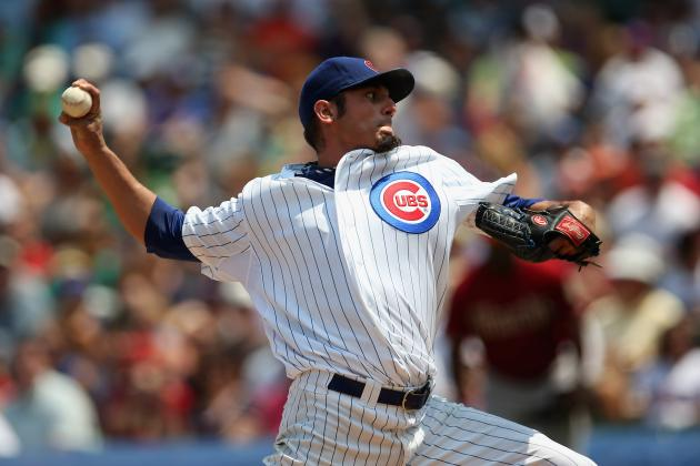 MLB Trade Rumors: Dodgers Reportedly Set Their Sights on Cubs Pitcher Matt Garza