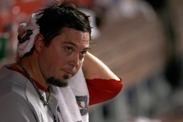"Boston Red Sox Need No More ""Consistent"" Starts from Josh Beckett"