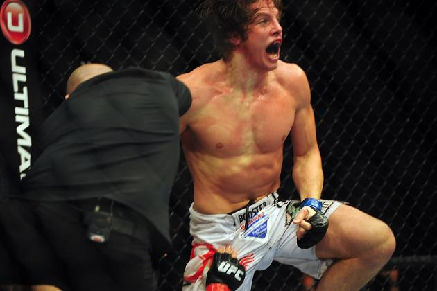 UFC 149 Results: Matt Riddle Defeats Chris Clements Via Arm-Triangle