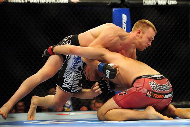 UFC 149 Results: James Head Defeats Brian Ebersole Via Split Decision