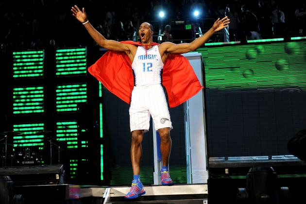 Dwight Howard vs. the Orlando Magic: The Dark Dwight Rises, Friend or Foe?