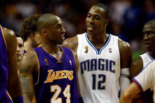 Dwight Howard Trade Rumors: Would the Center Improve the Lakers' Title Odds?