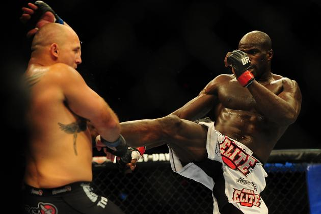 UFC 149 Results: Cheick Kongo Defeats Shawn Jordan Via Unanimous Decision