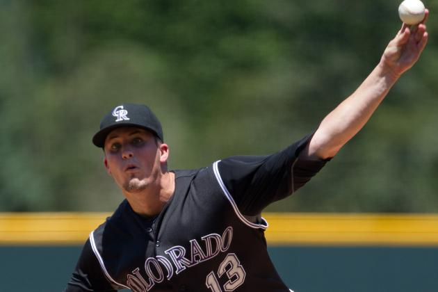 Drew Pomeranz's Start Might Be Pushed Back; Wilin Rosario Hurting