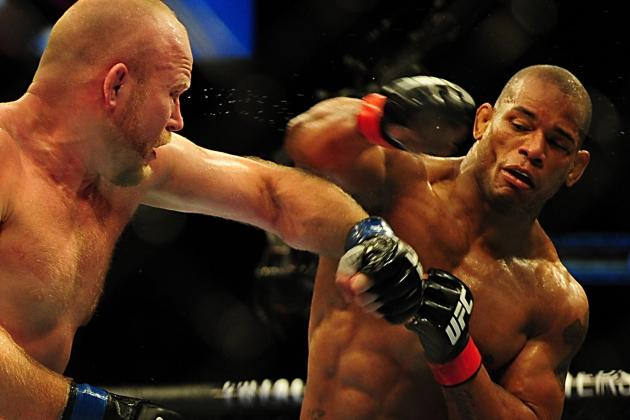 UFC 149 Results: What Happened to the Old Hector Lombard?