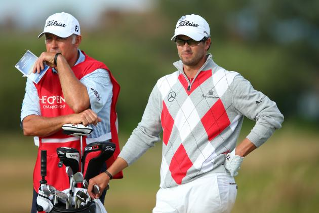 British Open TV Schedule 2012: Essential Viewing Guide for Final Round