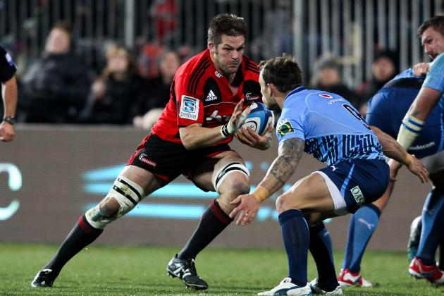 Super Rugby: Crusaders, Sharks Through to Semifinals After Impressive Wins