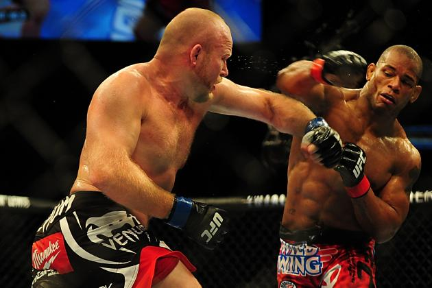 UFC 149 Results: Where Hector Lombard Goes Next Following Disappointing Showing