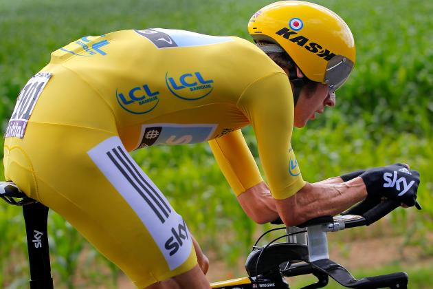 Tour De France 2012 TV Schedule: Where to Watch the Finale