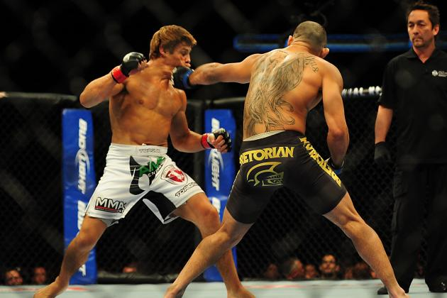 Faber vs. Barao: What Victory Means for Barao's Career