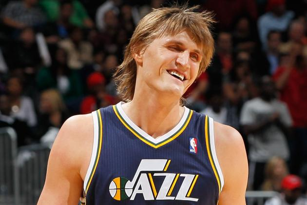 NBA Rumors: Why Golden State Warriors Should Sign Andrei Kirilenko