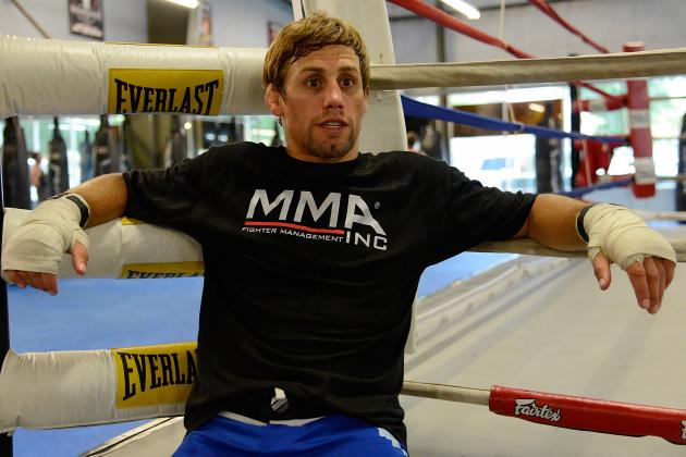 Faber vs. Barao Results: Urijah Faber Proves His Title-Contending Days Are Done