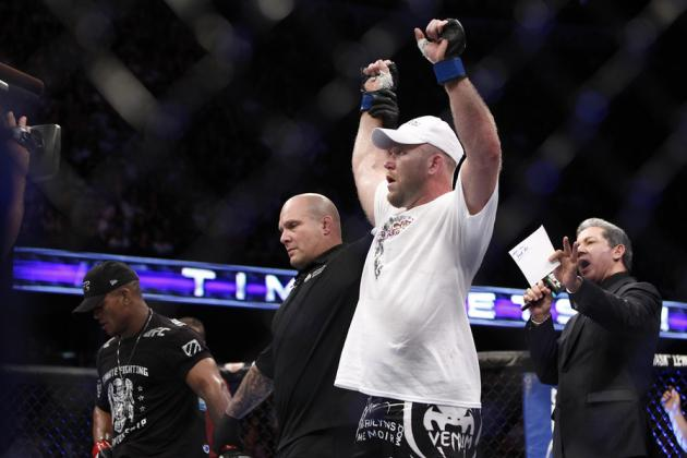 UFC 149 Results: Why We Expected So Much More from Lombard vs. Boetsch