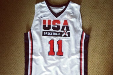 Team USA Dream Team throwbacks.