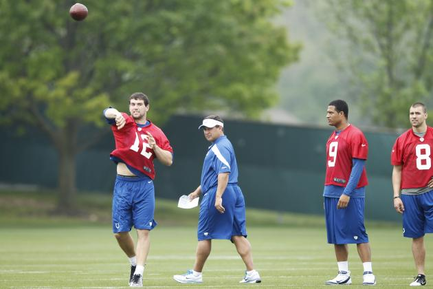 Indianapolis Colts: How Colts Fans Should Measure Success in 2012
