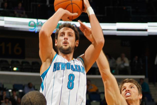 NBA Free-Agency Rumors: Signing Marco Belinelli Would Be Good for the Bulls