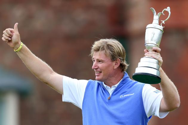 2012 British Open: Ernie Els' Victory Will Start a Career Revival