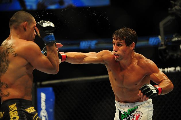 Urijah Faber vs. Renan Barao: What Went Wrong for Faber?