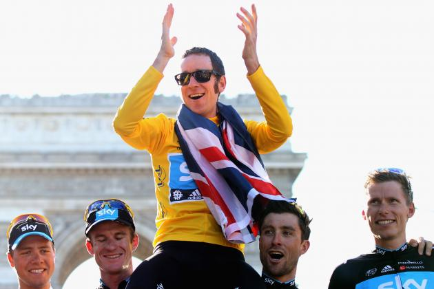 Tour De France 2012: Bradley Wiggins' Humility in Victory Is Refreshing