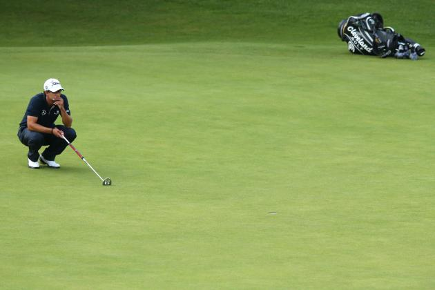 British Open Standings 2012: Most Shocking Results from Royal Lytham