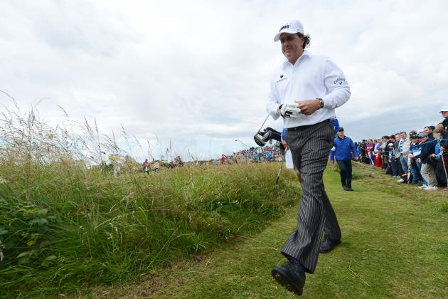 British Open 2012: Players Who Will Perform Better at PGA Championship