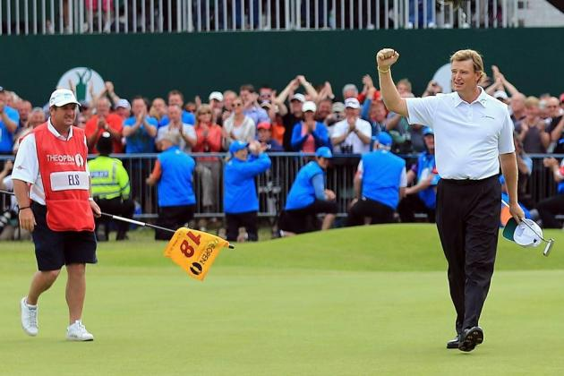 British Open Scores 2012: Breaking Down Sunday's Top Performances